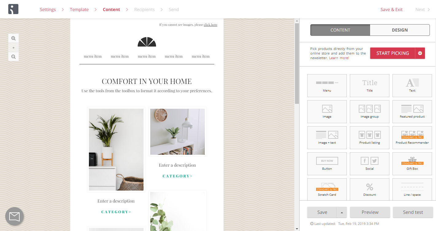 Omnisend is an email automation software best for eCommerce