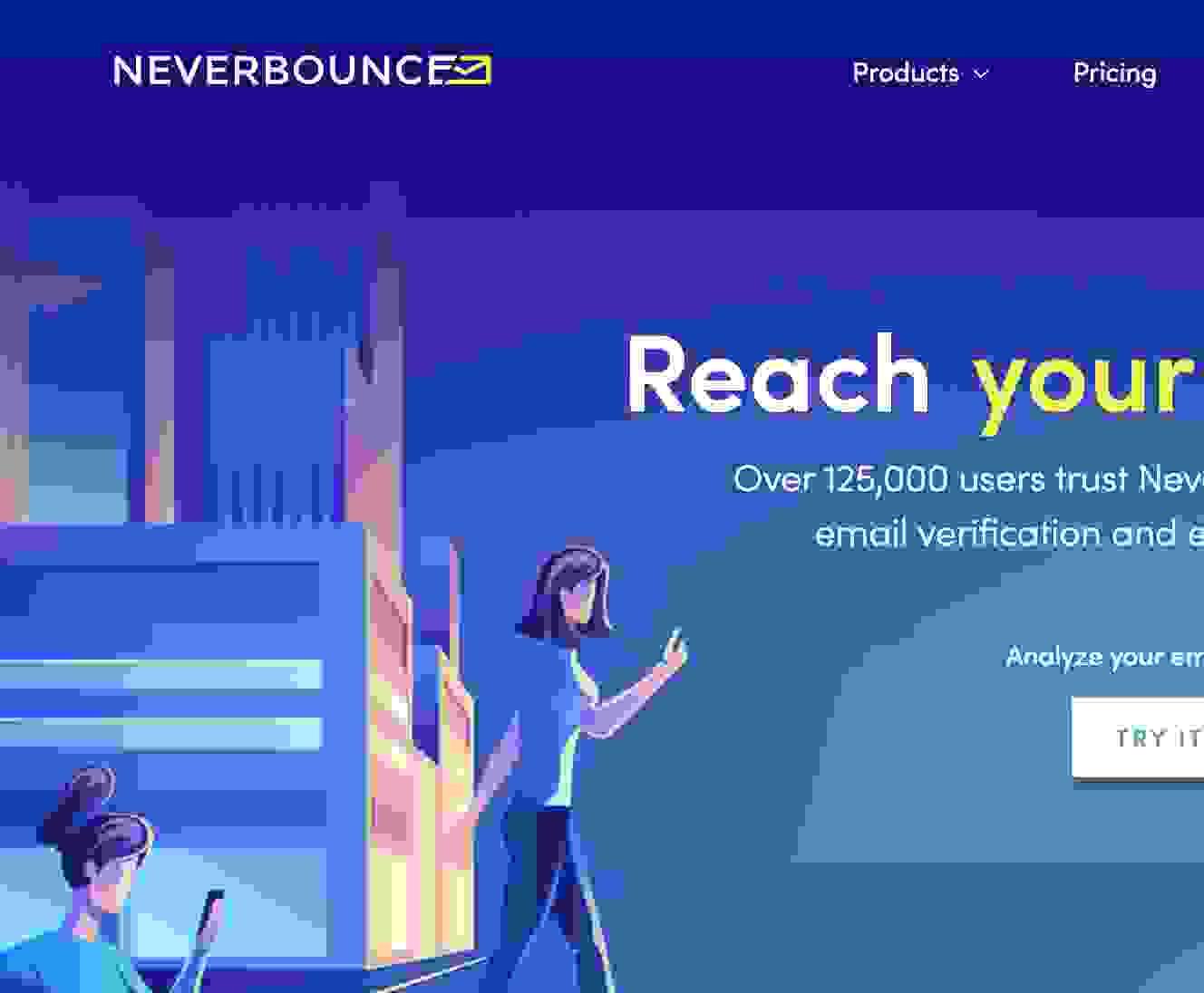 neverbounce screenshot